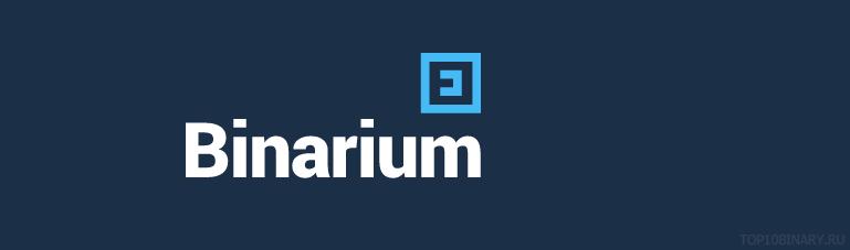 Офицальный логотип фирмы Бинариум